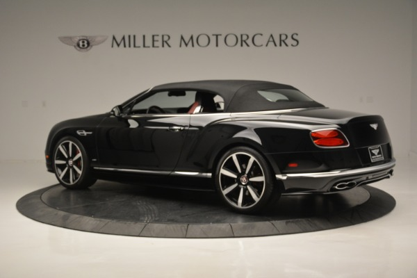 Used 2016 Bentley Continental GT V8 S for sale $149,900 at Maserati of Westport in Westport CT 06880 15