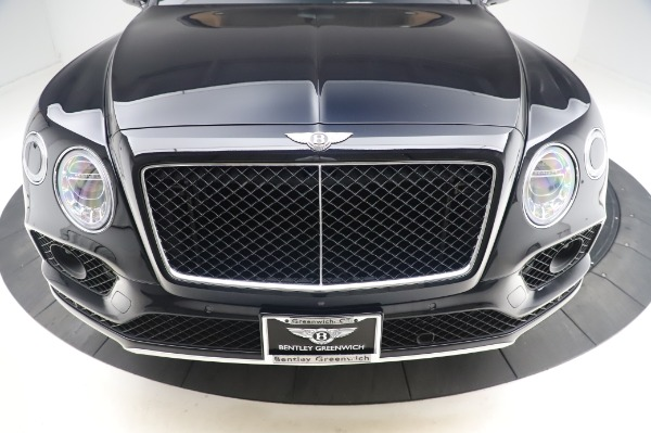 Used 2019 Bentley Bentayga V8 for sale Sold at Maserati of Westport in Westport CT 06880 13