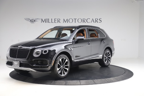 Used 2019 Bentley Bentayga V8 for sale Sold at Maserati of Westport in Westport CT 06880 2