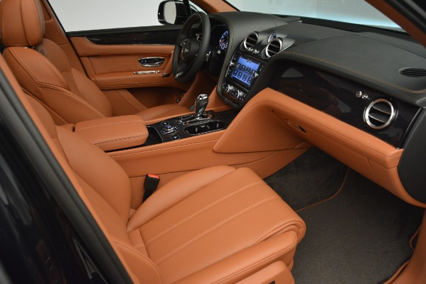 Used 2019 Bentley Bentayga V8 for sale Sold at Maserati of Westport in Westport CT 06880 24
