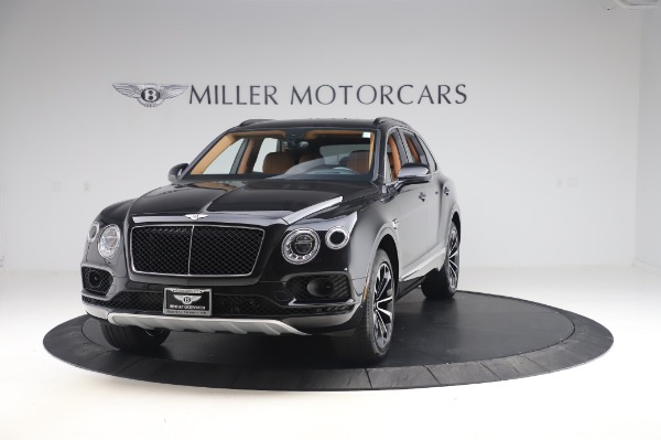 Used 2019 Bentley Bentayga V8 for sale Sold at Maserati of Westport in Westport CT 06880 1