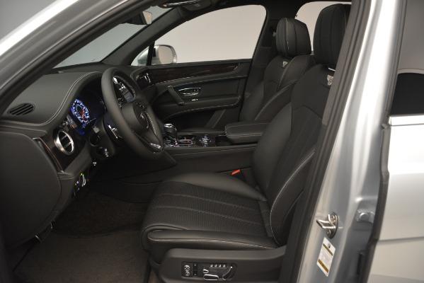 Used 2019 Bentley Bentayga V8 for sale Sold at Maserati of Westport in Westport CT 06880 18