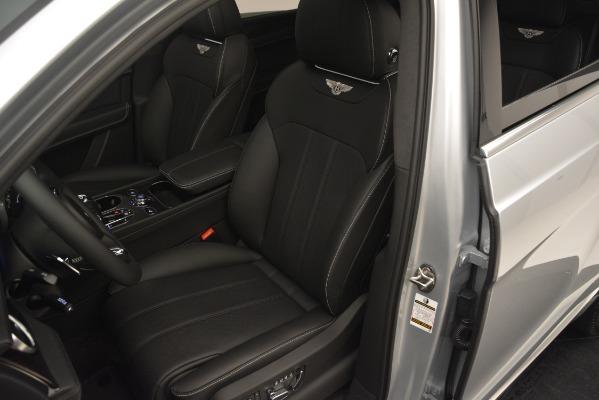 Used 2019 Bentley Bentayga V8 for sale Sold at Maserati of Westport in Westport CT 06880 19