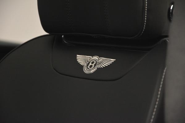 Used 2019 Bentley Bentayga V8 for sale Sold at Maserati of Westport in Westport CT 06880 20
