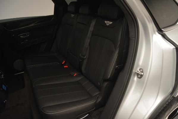 Used 2019 Bentley Bentayga V8 for sale Sold at Maserati of Westport in Westport CT 06880 25