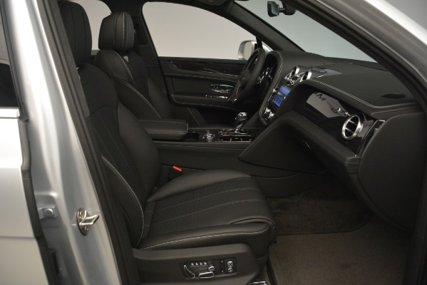 Used 2019 Bentley Bentayga V8 for sale Sold at Maserati of Westport in Westport CT 06880 27