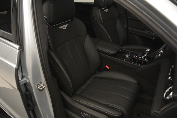 Used 2019 Bentley Bentayga V8 for sale Sold at Maserati of Westport in Westport CT 06880 28