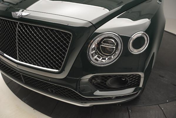 Used 2019 Bentley Bentayga V8 for sale Call for price at Maserati of Westport in Westport CT 06880 14