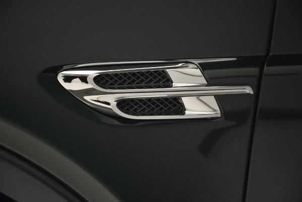Used 2019 Bentley Bentayga V8 for sale Call for price at Maserati of Westport in Westport CT 06880 16
