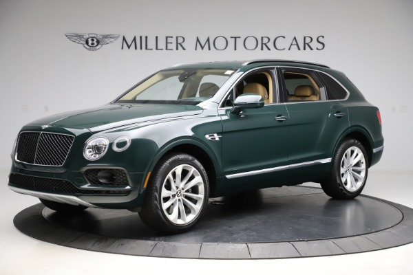Used 2019 Bentley Bentayga V8 for sale $158,900 at Maserati of Westport in Westport CT 06880 2
