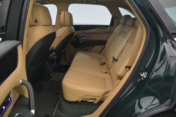 Used 2019 Bentley Bentayga V8 for sale Call for price at Maserati of Westport in Westport CT 06880 27