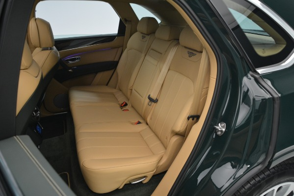Used 2019 Bentley Bentayga V8 for sale $163,900 at Maserati of Westport in Westport CT 06880 28