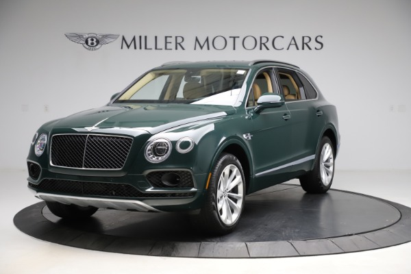 Used 2019 Bentley Bentayga V8 for sale $158,900 at Maserati of Westport in Westport CT 06880 1