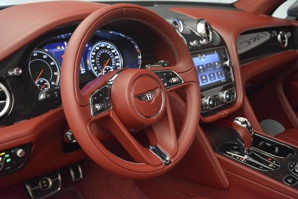 Used 2019 Bentley Bentayga V8 for sale Call for price at Maserati of Westport in Westport CT 06880 21