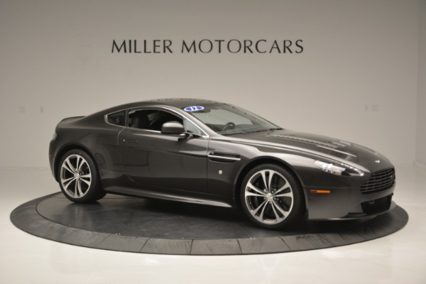 Used 2012 Aston Martin V12 Vantage Coupe for sale Sold at Maserati of Westport in Westport CT 06880 10