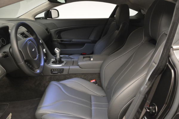 Used 2012 Aston Martin V12 Vantage Coupe for sale Sold at Maserati of Westport in Westport CT 06880 13