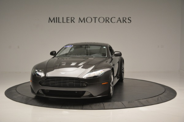 Used 2012 Aston Martin V12 Vantage Coupe for sale Sold at Maserati of Westport in Westport CT 06880 2