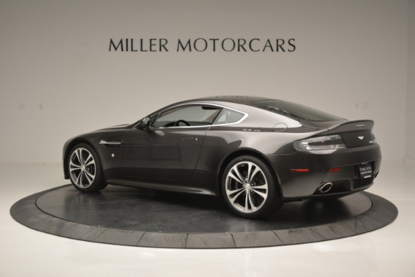 Used 2012 Aston Martin V12 Vantage Coupe for sale Sold at Maserati of Westport in Westport CT 06880 4