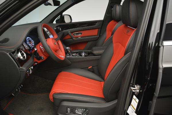 New 2019 Bentley Bentayga V8 for sale Sold at Maserati of Westport in Westport CT 06880 17