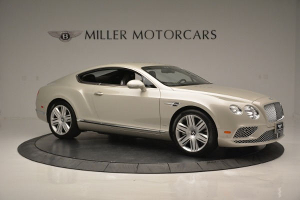 Used 2016 Bentley Continental GT W12 for sale $127,900 at Maserati of Westport in Westport CT 06880 10