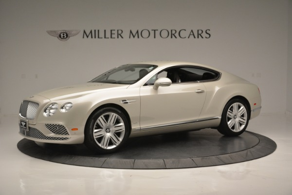 Used 2016 Bentley Continental GT W12 for sale $127,900 at Maserati of Westport in Westport CT 06880 2