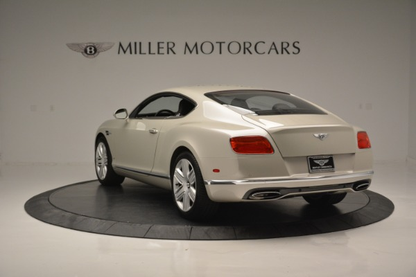 Used 2016 Bentley Continental GT W12 for sale $127,900 at Maserati of Westport in Westport CT 06880 5
