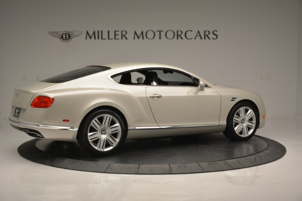Used 2016 Bentley Continental GT W12 for sale $127,900 at Maserati of Westport in Westport CT 06880 8