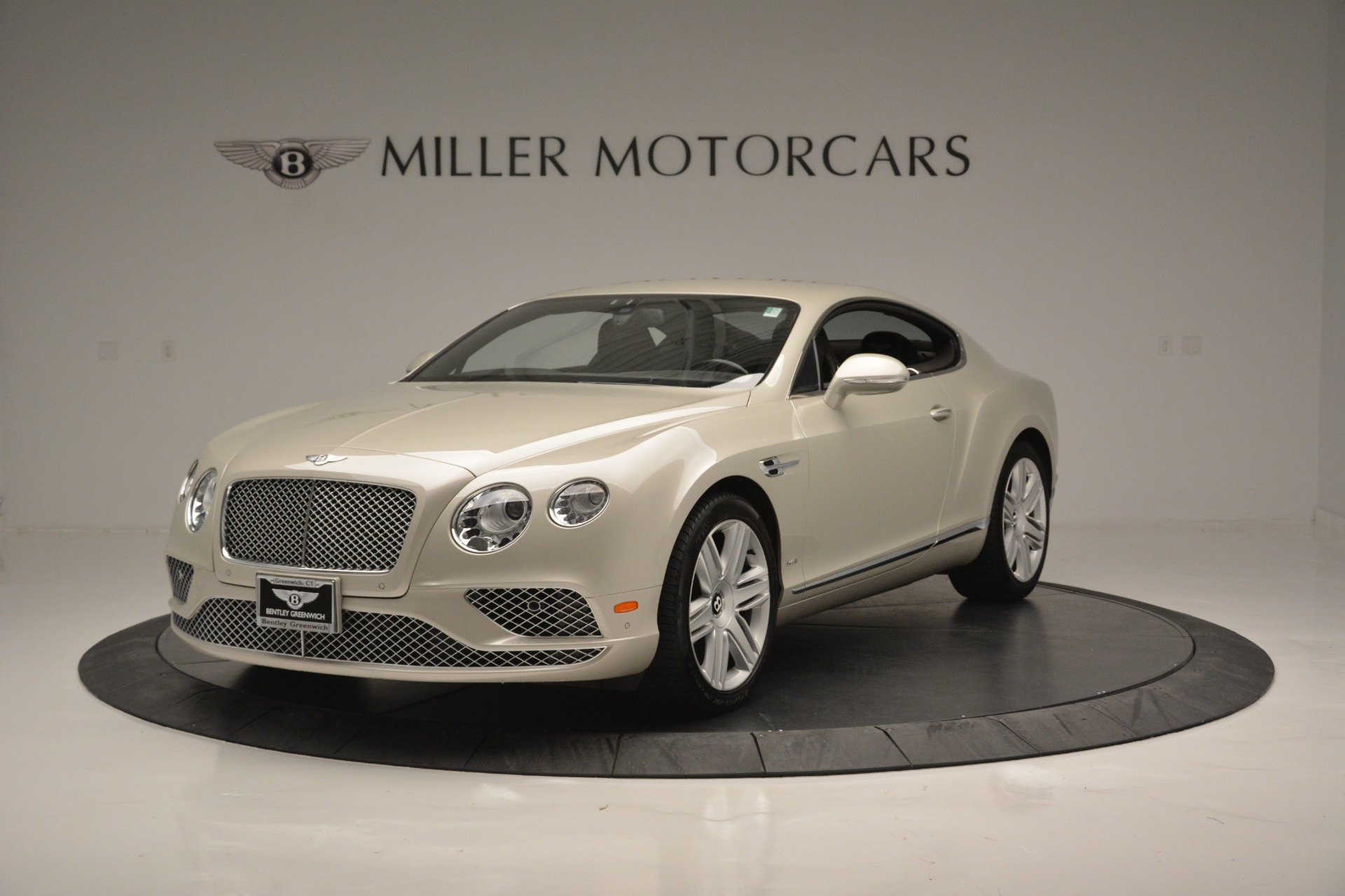Used 2016 Bentley Continental GT W12 for sale $127,900 at Maserati of Westport in Westport CT 06880 1