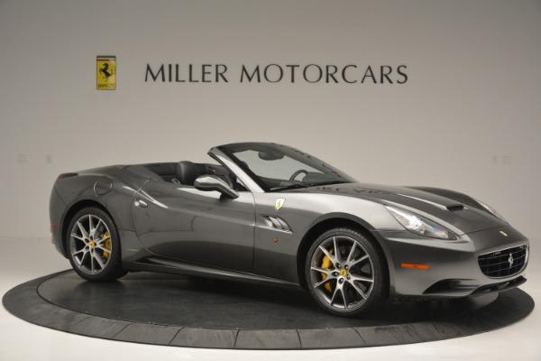 Used 2013 Ferrari California 30 for sale $109,900 at Maserati of Westport in Westport CT 06880 10