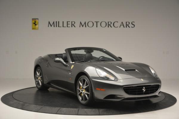 Used 2013 Ferrari California 30 for sale $109,900 at Maserati of Westport in Westport CT 06880 11