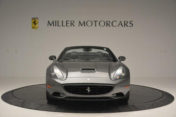 Used 2013 Ferrari California 30 for sale $109,900 at Maserati of Westport in Westport CT 06880 12