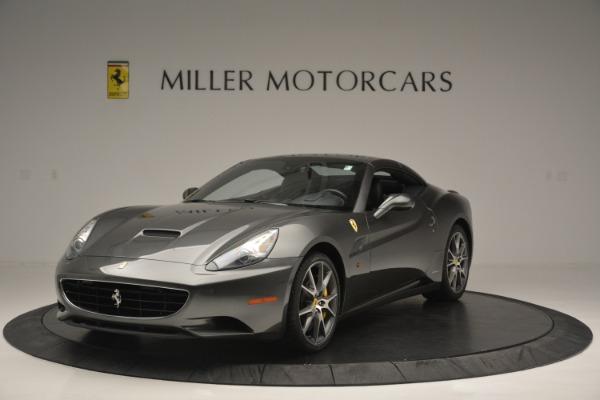 Used 2013 Ferrari California 30 for sale $109,900 at Maserati of Westport in Westport CT 06880 13