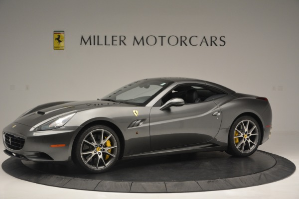 Used 2013 Ferrari California 30 for sale $109,900 at Maserati of Westport in Westport CT 06880 14