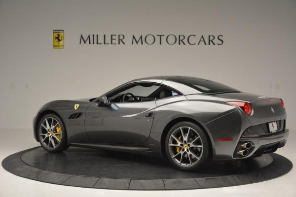 Used 2013 Ferrari California 30 for sale $109,900 at Maserati of Westport in Westport CT 06880 16