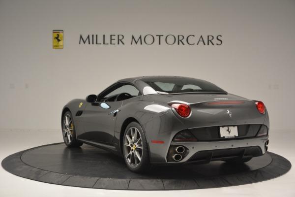 Used 2013 Ferrari California 30 for sale $109,900 at Maserati of Westport in Westport CT 06880 17
