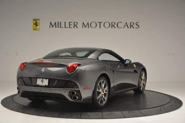 Used 2013 Ferrari California 30 for sale $109,900 at Maserati of Westport in Westport CT 06880 19