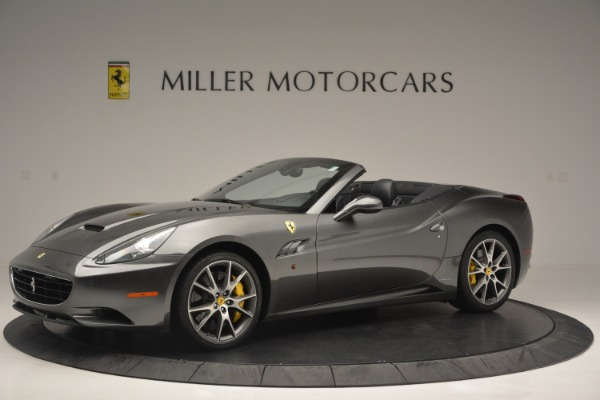 Used 2013 Ferrari California 30 for sale $109,900 at Maserati of Westport in Westport CT 06880 2