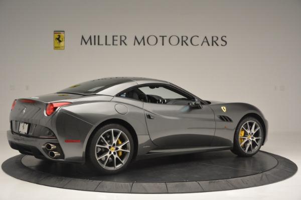 Used 2013 Ferrari California 30 for sale $109,900 at Maserati of Westport in Westport CT 06880 20