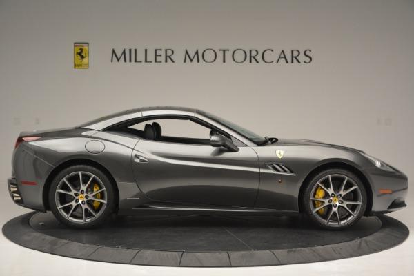 Used 2013 Ferrari California 30 for sale $109,900 at Maserati of Westport in Westport CT 06880 21