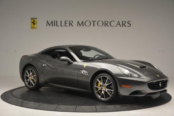 Used 2013 Ferrari California 30 for sale $109,900 at Maserati of Westport in Westport CT 06880 22