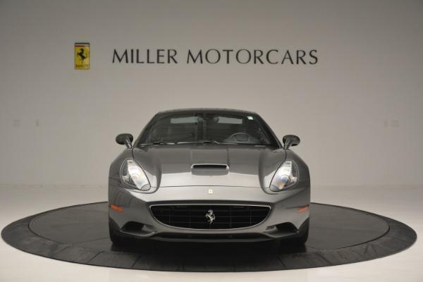 Used 2013 Ferrari California 30 for sale $109,900 at Maserati of Westport in Westport CT 06880 24