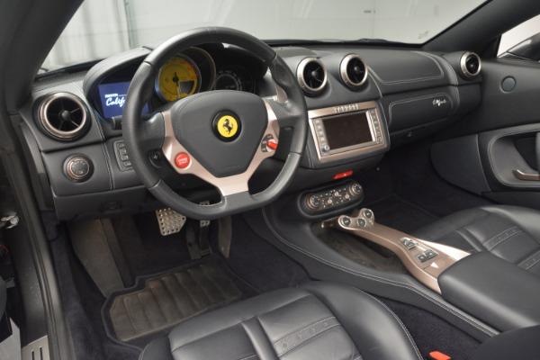 Used 2013 Ferrari California 30 for sale $109,900 at Maserati of Westport in Westport CT 06880 25