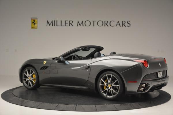 Used 2013 Ferrari California 30 for sale $109,900 at Maserati of Westport in Westport CT 06880 4