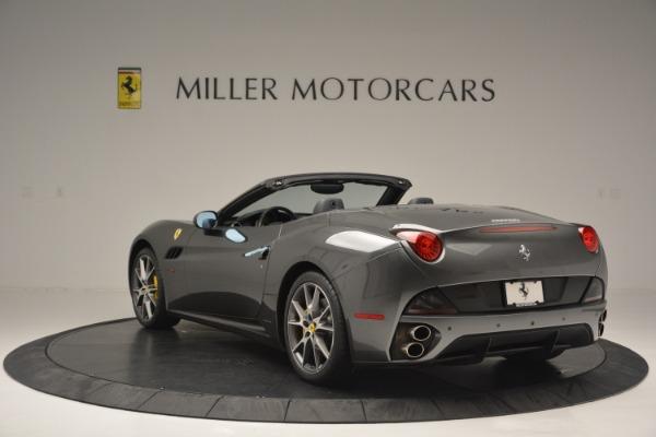Used 2013 Ferrari California 30 for sale $109,900 at Maserati of Westport in Westport CT 06880 5