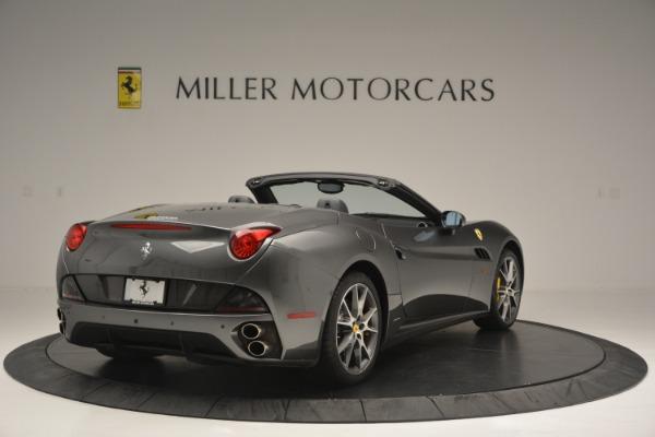 Used 2013 Ferrari California 30 for sale $109,900 at Maserati of Westport in Westport CT 06880 7