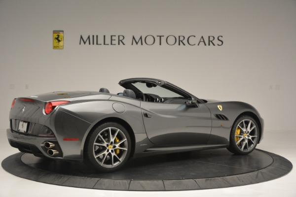 Used 2013 Ferrari California 30 for sale $109,900 at Maserati of Westport in Westport CT 06880 8