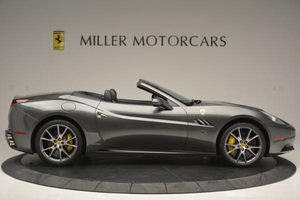 Used 2013 Ferrari California 30 for sale $109,900 at Maserati of Westport in Westport CT 06880 9