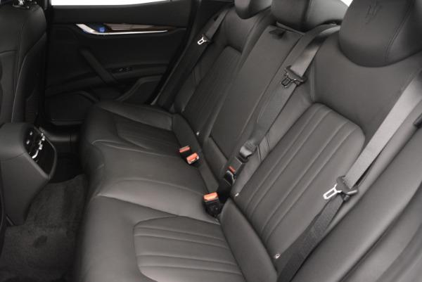 Used 2014 Maserati Ghibli S Q4 for sale Sold at Maserati of Westport in Westport CT 06880 19