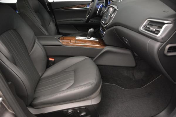 Used 2014 Maserati Ghibli S Q4 for sale Sold at Maserati of Westport in Westport CT 06880 21