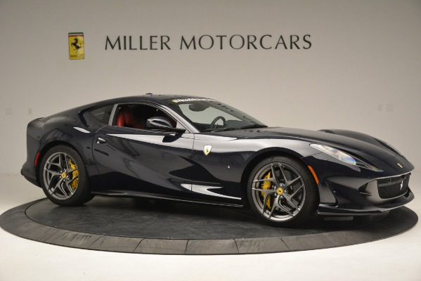 Used 2018 Ferrari 812 Superfast for sale $349,900 at Maserati of Westport in Westport CT 06880 11